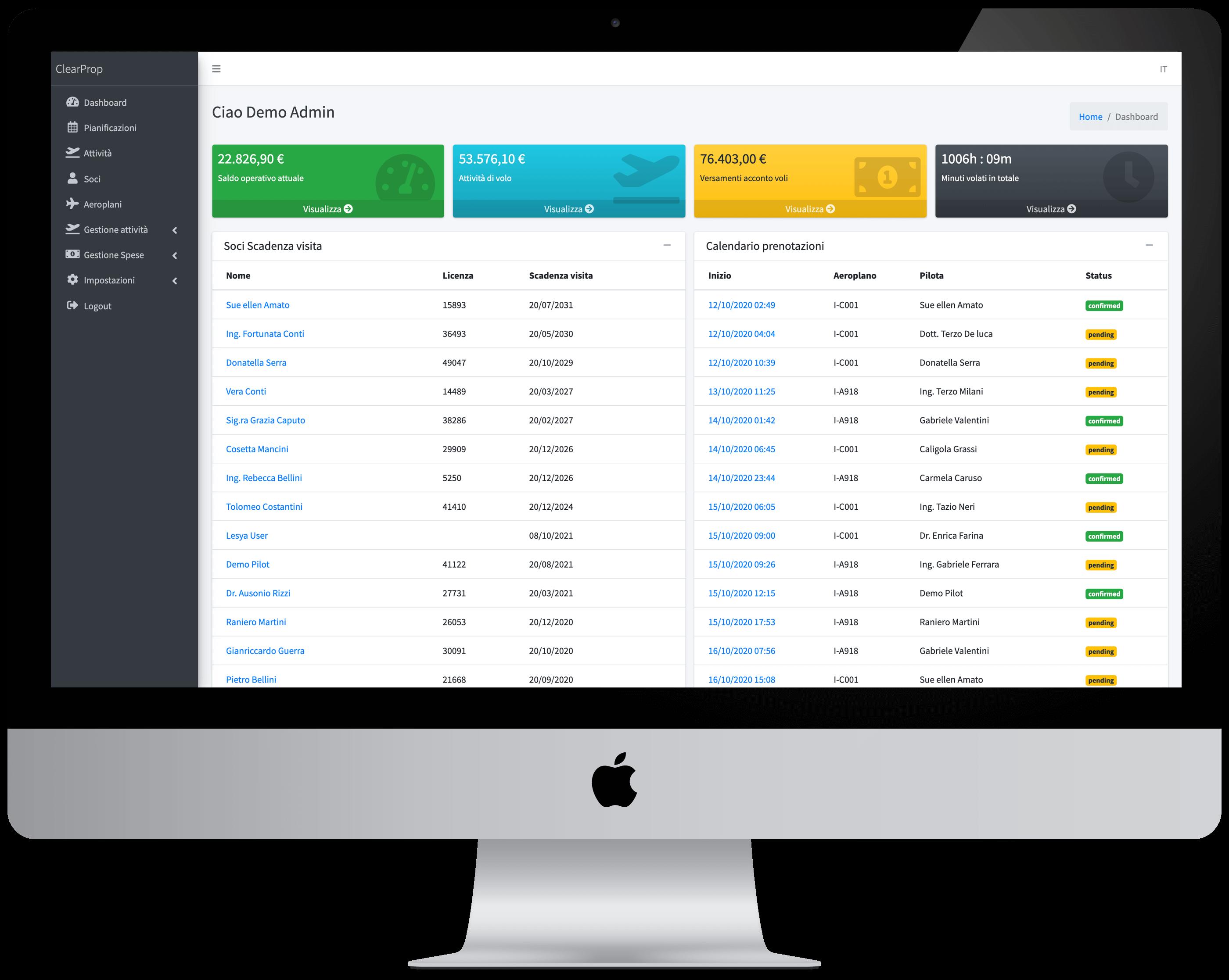 Clearprop Desktop Version